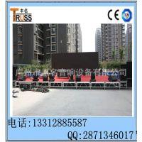 优质升降式活动舞台高度可以调节的铝合金舞台