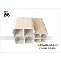 优质原料PVC栅格管 河北栅格管厂家 鼎力供应