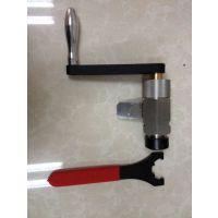 深圳嘉力 超高压不锈钢管 手动工具 车外锥度工具 车外螺纹工具 弯管器