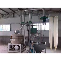 供应6FGY系列皮芯全分离麦饭石石磨磨面机