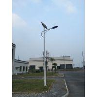 湖南乡村6米7米8米太阳能路灯配置价格/浩峰路灯厂家