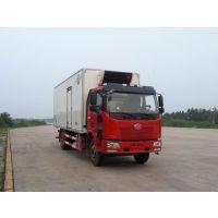 国四冷藏车,解放冷藏车保温车价格,6.8米冷藏车,冷链运输车