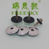 广州瑞思凯 30mm直径O型铝+EPDM三元乙丙复合铝垫片 防水密封螺丝胶圈