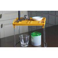 达盛TC-222 折叠架/沥水架/厨房置物架/储物架子/厨房用架