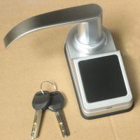球锁免开孔电子门锁酒店锁宾馆锁公寓锁刷卡锁感应锁智能锁工程锁