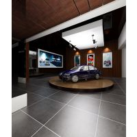 苏州汽车展厅装修设计|4S店装修设计|枫雅装饰性价比高