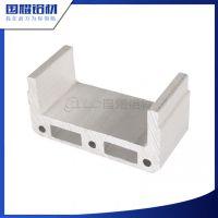 工业异形铝合金4080U形铝型材机械手铝型材