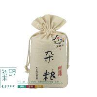 南京杂粮包装设计生产厂家大米袋