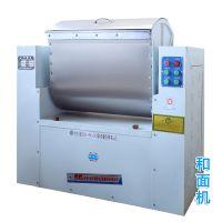 乐陵食品机械厂家 银鹤双速双动和面机 商用和面机 面包房专用设备 YH-HM150