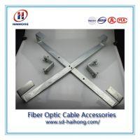 海虹供应ADSS/OPGW光缆预绞丝金具配件杆用塔用余缆架