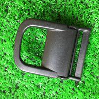 东莞双航箱包配件织带卡扣 塑料环保压扣 织带调节扣 塑胶扣