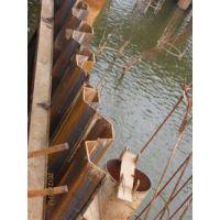 长春、吉林等地拉森钢板桩租赁、施工、销售