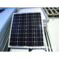 工厂直供优质210单晶太阳能电池板 太阳能组件 三轮车太阳能发电