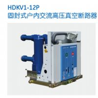 HDKV1-12P固封式户内高压真空断路器-保利海德(中外合资)15717996082