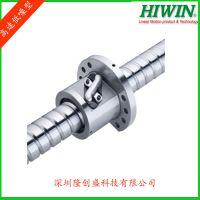 台湾上银原装正品FSV/FSW/FSC轧制型研磨级高速静音精密滚珠丝杆