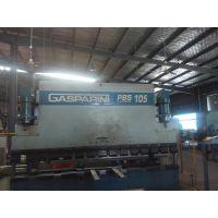 意大利葛世gasparin pbs105 da24e老款折弯机改造格斯帕里尼