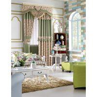 无缝墙布和墙纸哪个好卖?成品窗帘加盟连锁 首先天亿坊