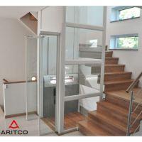 瑞特科aritco别墅电梯 别墅家用电梯尺寸厂家价格图片