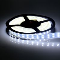 JH专业生产5050 120灯led灯带 高亮贴片软灯条 双排滴胶灯带