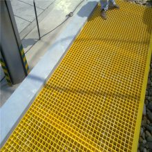 防静电格栅板 地沟盖板 防滑踏步板