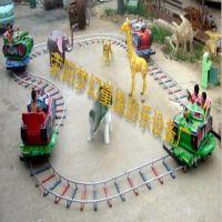 供应好玩互动坦克车 梦幻童缘生产 轨道滑行项目大象火车新型设备
