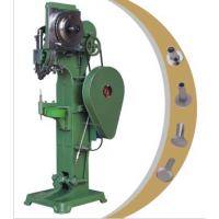 供应元威大型铆钉机 印刷铆钉机定制 铆合设备鞋机厂家直销