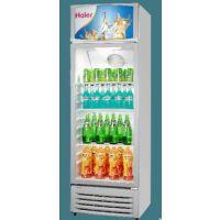 Haier/海尔 SC-226(商流)226升单门冷藏展示柜饮料柜上海包邮