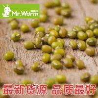 绿豆500g 新货纯天然农家自种有机五谷杂粮农产品发绿豆芽非转基