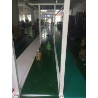 供应流水线设备东莞电子厂生产加工生产线输送线