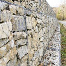 铅丝石笼网厂家 石笼网厂 格宾网挡墙