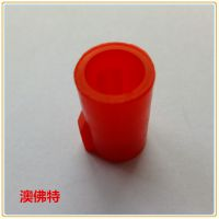 深圳澳佛特橡胶厂供应耐高温硅橡胶管异形件