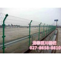 洪山公路护栏网|龙泰百川栅栏|高速公路护栏网