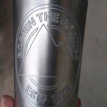 蚀刻铜管,铝管镂空,圆管立体 曲面雕花蚀纹加工