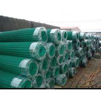 库存护栏网,圈地铁丝网1.5*30米,工地圈地网,浸塑编织13383380113