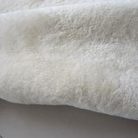厂家批发皮毛一体绵羊皮鞋里皮 100%真皮 服装专用保暖羊皮