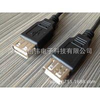 深圳 创伟 供应USB2.0电脑延长线/接口线/传输线(图)