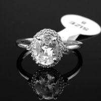 YE007速卖通高档 进口饰品 镶钻锆石奢华指环戒指 情侣水钻戒