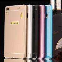 联想乐檬k3note手机壳 k3note金属背板k50-T5保护壳天簌版边框