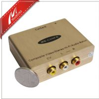 AV音视频转双绞线延长器MB-CVHFB