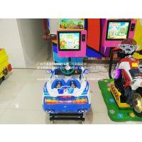 广州漫通科技厂家直销儿童投币摇摆游戏机 新款电动摇摆车 玻璃钢材质摇摇车