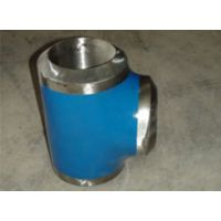厂家直销碳钢三通1020×10 Q235对焊三通 焊接三通 大口径三通
