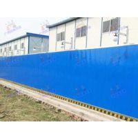 江西南昌pvc别墅护栏 九江PVC工程围挡 南昌西湖pvc塑钢护栏 护栏厂家供应