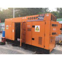 香洲区低排放400KW发电机,小噪音600KW环保发电机出租