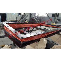 沧州德厚专业生产高温非金属柔性补偿器 纤维织物补偿器