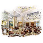 28酒店设计之公共室内设计步骤简介|浙江酒店设计公司