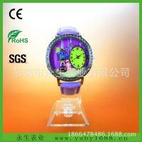 新款时尚韩版手表 软陶女表时装表罗马女士白色硅胶手表批发