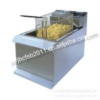 供应锦邦品牌901单缸电炸炉/油炸锅/电炸锅,8.5L901炸炉/小吃设备