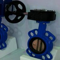 上海D371X-10软密封对夹式蜗轮蝶阀*沪甄/开维喜(球铁、铸钢、不锈钢)气动、电动阀