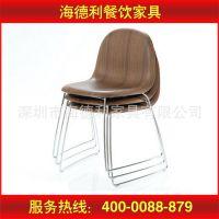 特价供应 韩式实木餐椅 酒店餐椅无扶手酒店椅子 酒店椅子定做