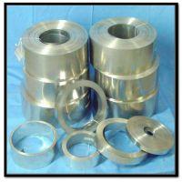东莞九星现货供应进口301超薄不锈钢带 0.03mm免费拿样分条